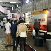 23rd Addis Chamber International Trade Fair (ACITF) 会場風景