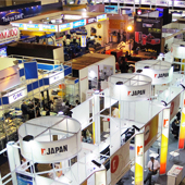 Manufacturing Indonesia 2016 会場風景