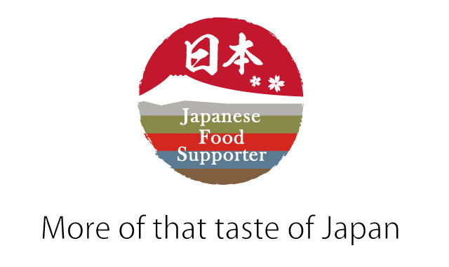 Certification program of Japanese Food and Ingredient Supporter