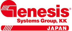 logo of Genesis Systems Group Japan KK