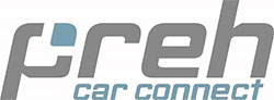 Logo of Preh Car Connect Japan Corporation