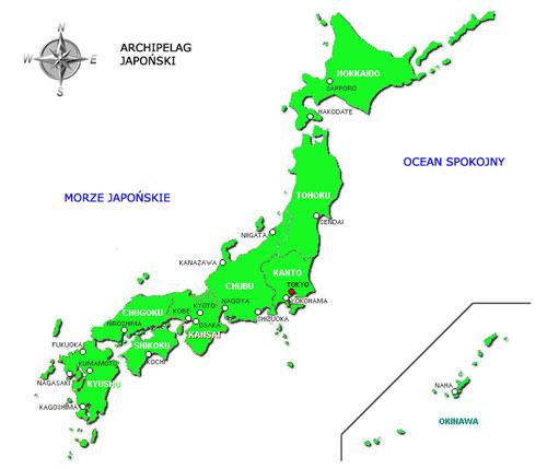 Podstawowe Informacje O Japonii Informacje Ekonomiczne Poland