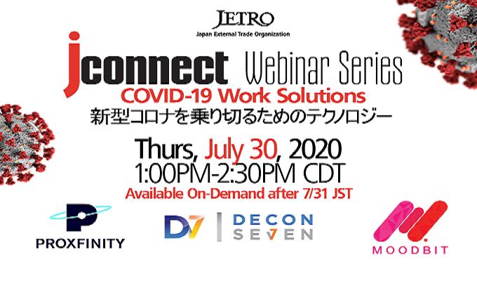 Jconnect Webinar Series 3 Covid 19 Solutions Latest News Usa Jetro