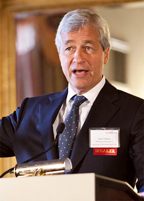 Jamie Dimon, Chairman of the Board and Chief Executive Officer of JP Morgan Chase Co.