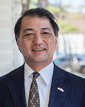 Tsutomu Himeno, Consul General of Japan in Boston