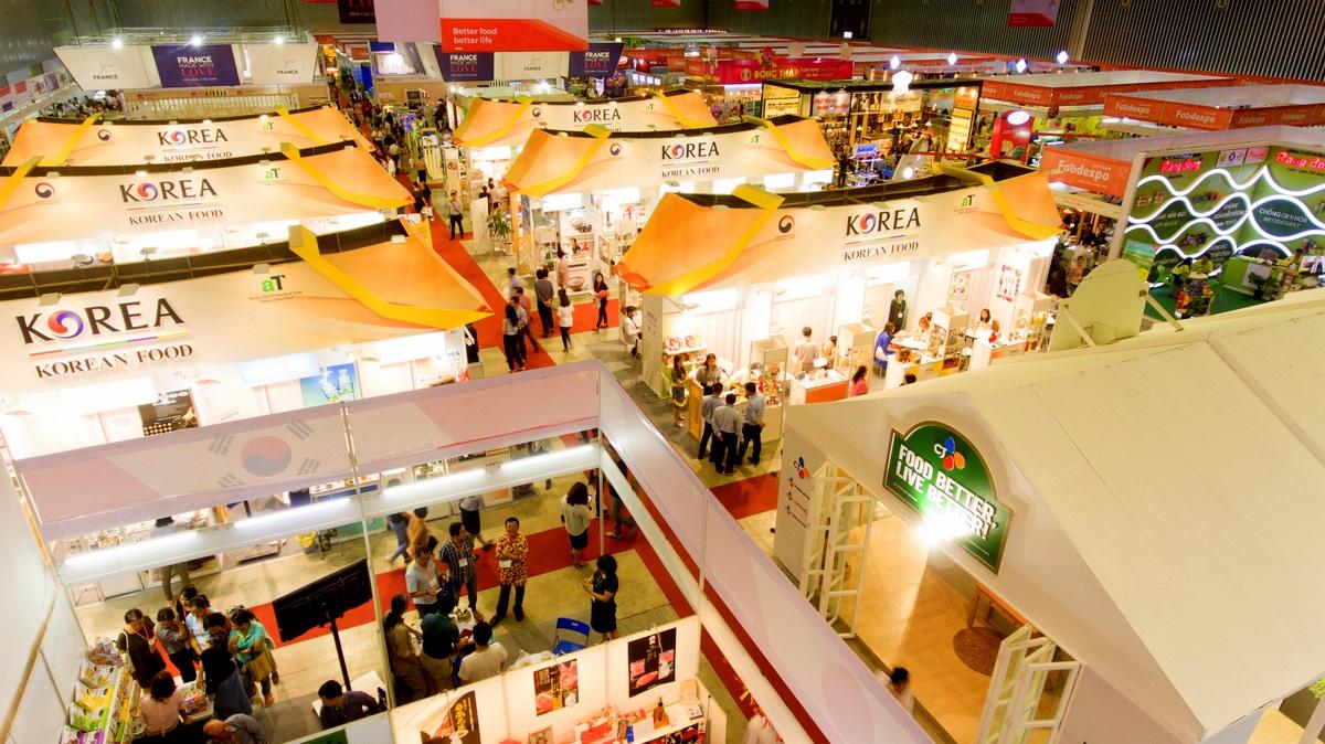 Vietnam Food Expo 2018 201811 Online Trade Fair Database J